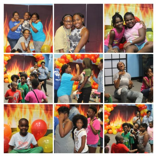Kids Lock-in 2018